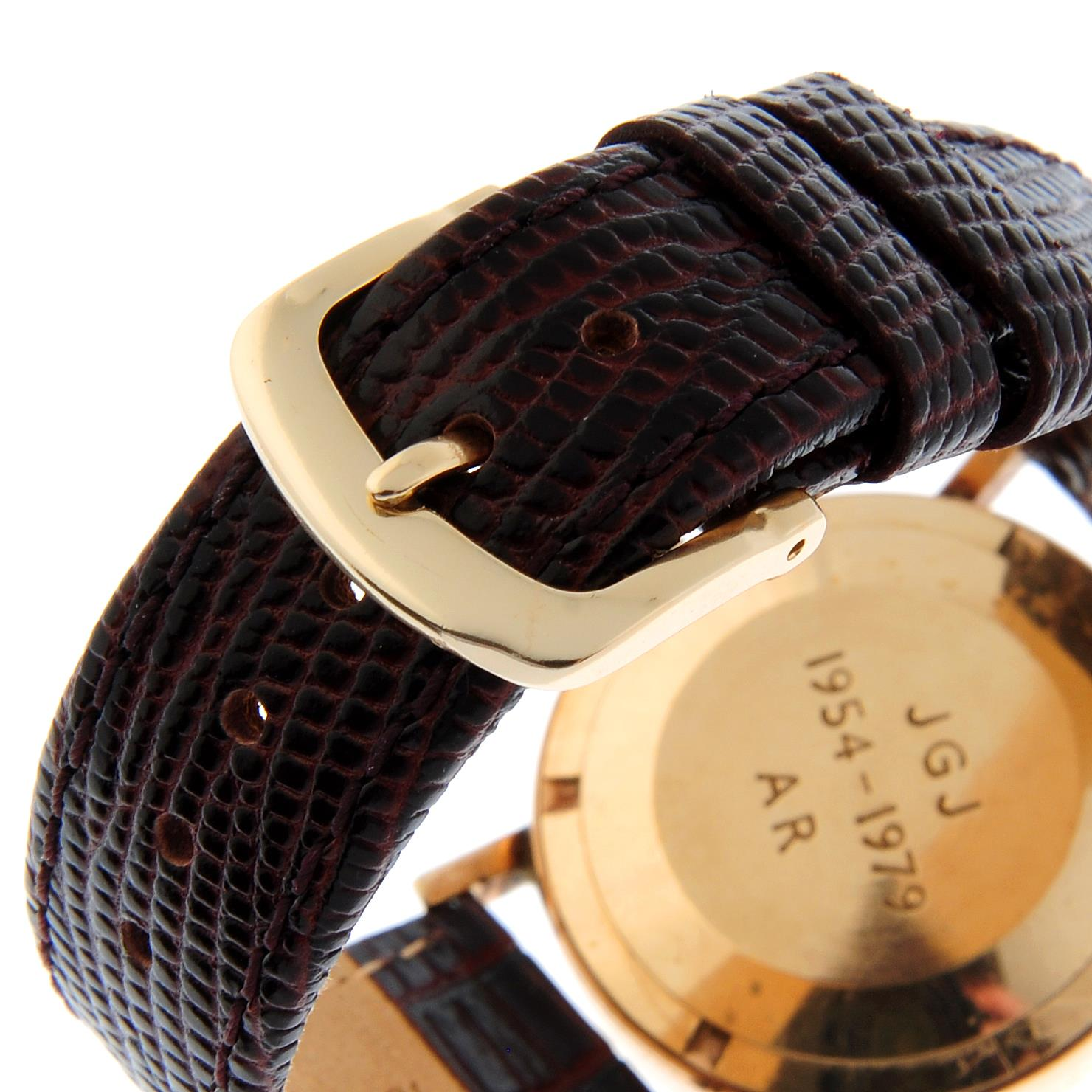 GARRARD - a wrist watch. - Image 2 of 4