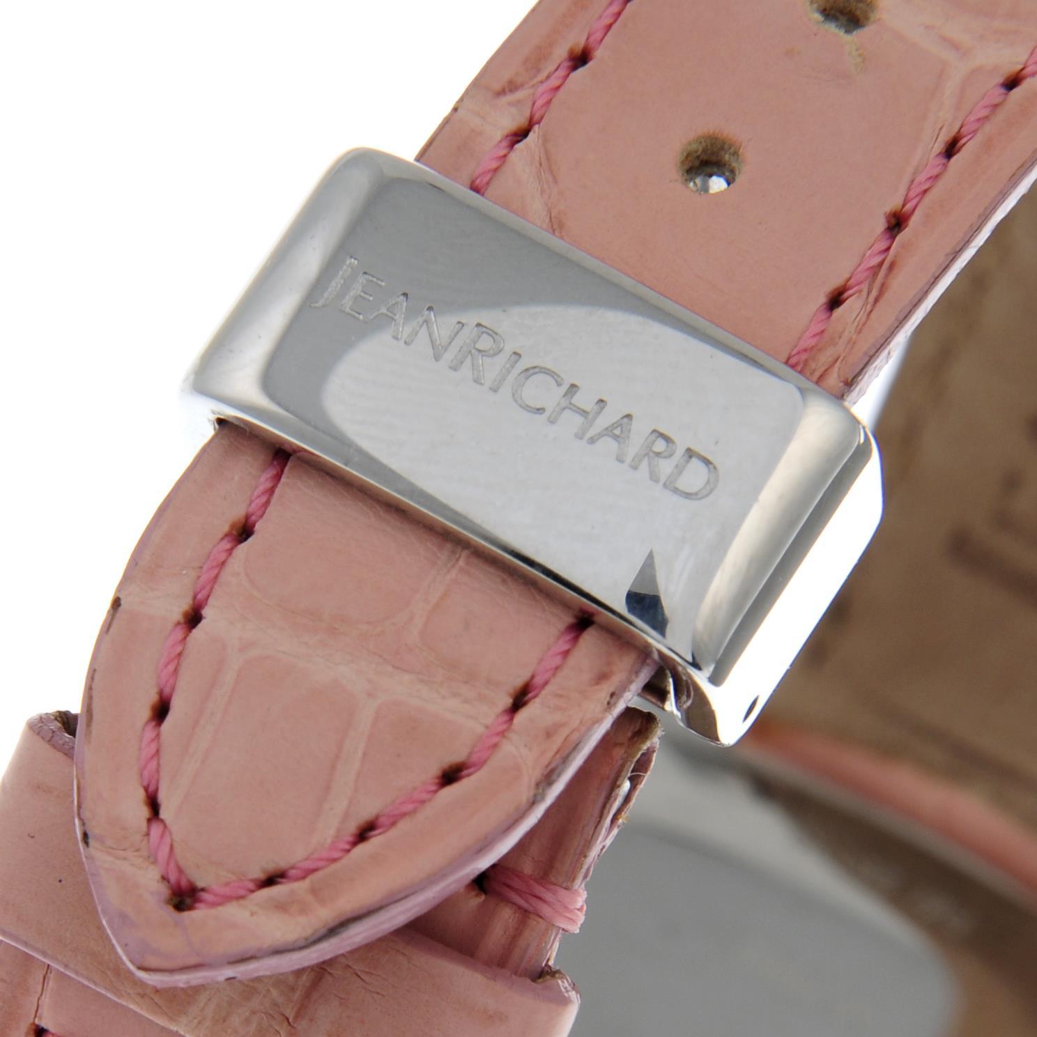 JEANRICHARD - a wrist watch. - Image 4 of 5