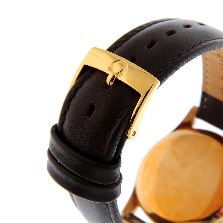OMEGA - a wrist watch. - Image 2 of 4