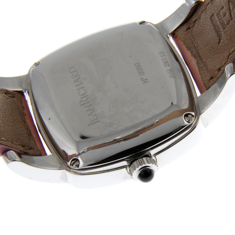 JEANRICHARD - a wrist watch. - Image 2 of 5
