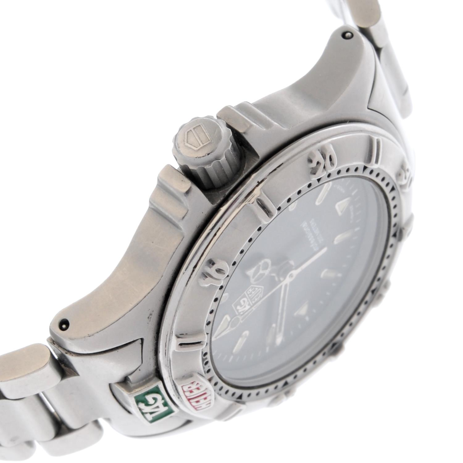 TAG HEUER - a 4000 Series bracelet watch. - Image 3 of 5