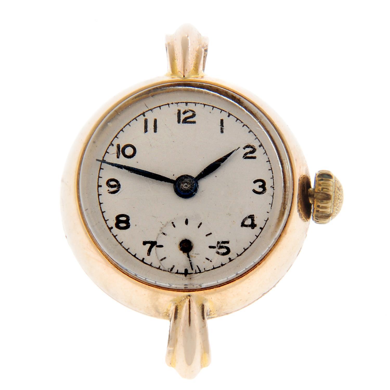 ROLEX - a watch head.