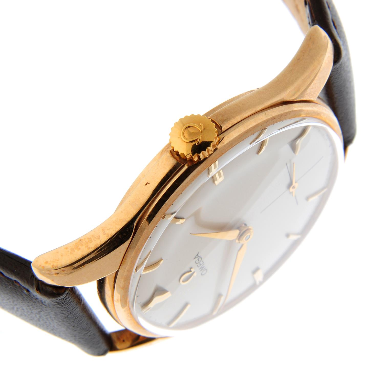 OMEGA - a wrist watch. - Image 3 of 4