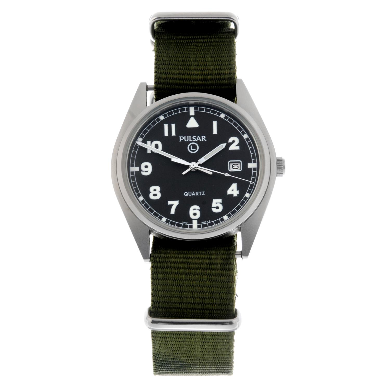 PULSAR - a military issue wrist watch,.