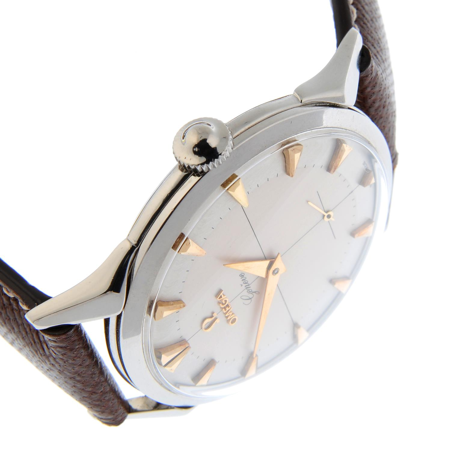 OMEGA - a Genève wrist watch. - Image 3 of 4