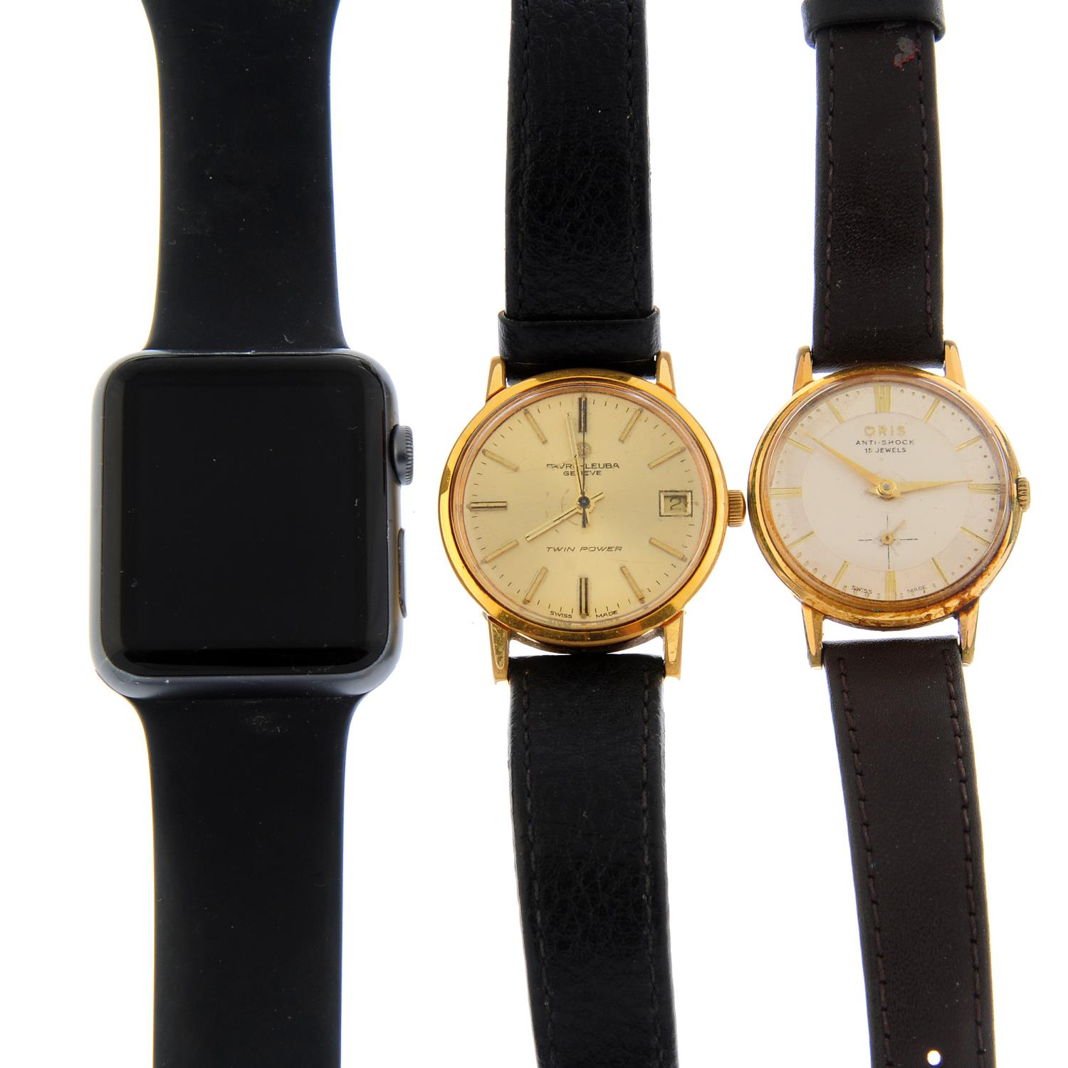 A group of ten assorted watches,