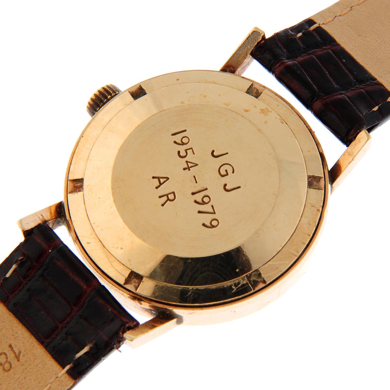 GARRARD - a wrist watch. - Image 4 of 4