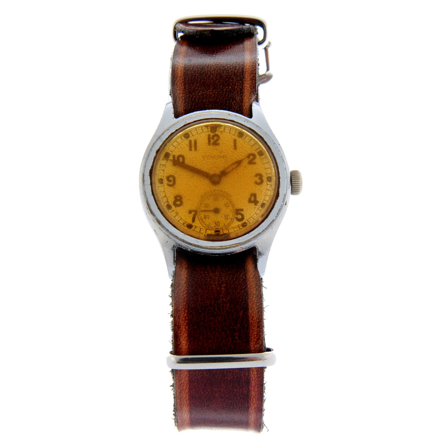 TIMOR - a military issue wrist watch.