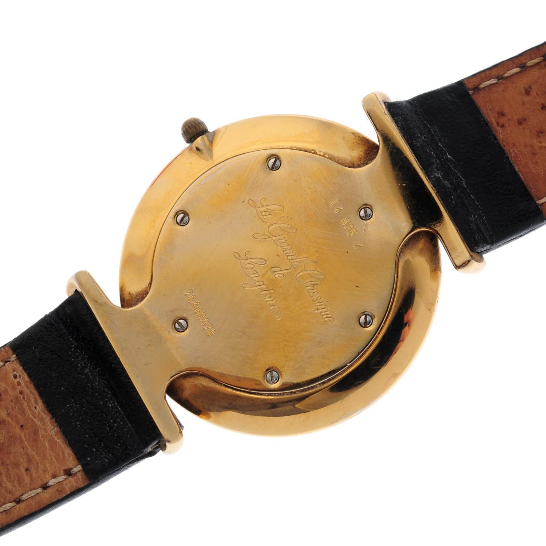 LONGINES - a gentleman's La Grande Classique wrist watch. - Image 4 of 6