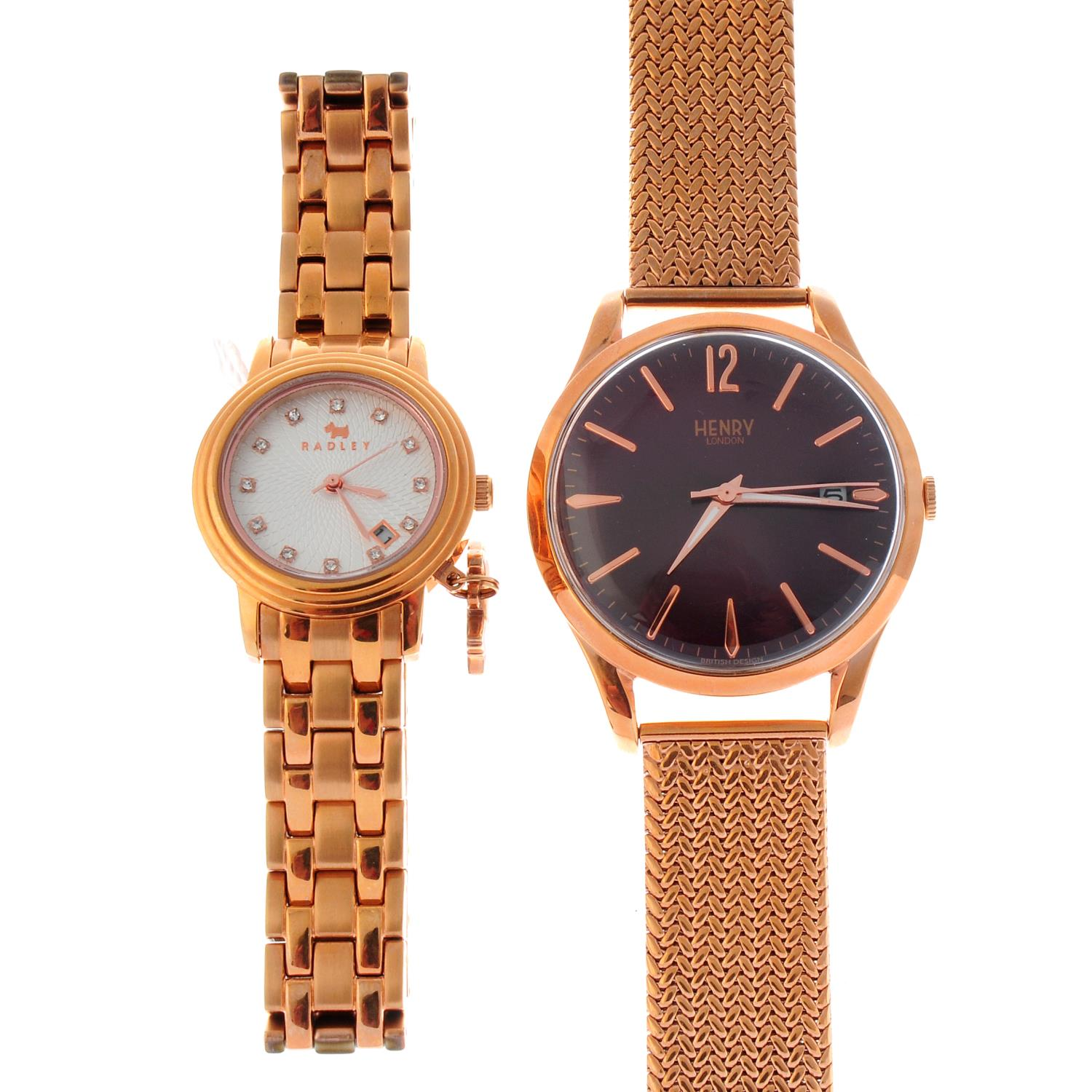A group of five assorted watches, - Image 3 of 5