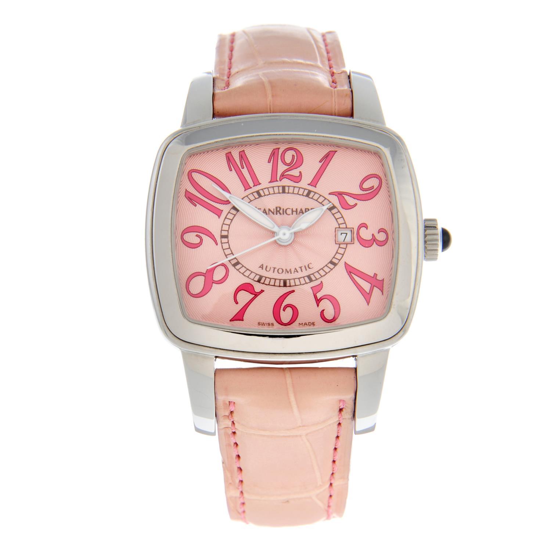 JEANRICHARD - a wrist watch.