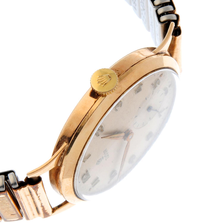 TUDOR - a bracelet watch. - Image 3 of 4