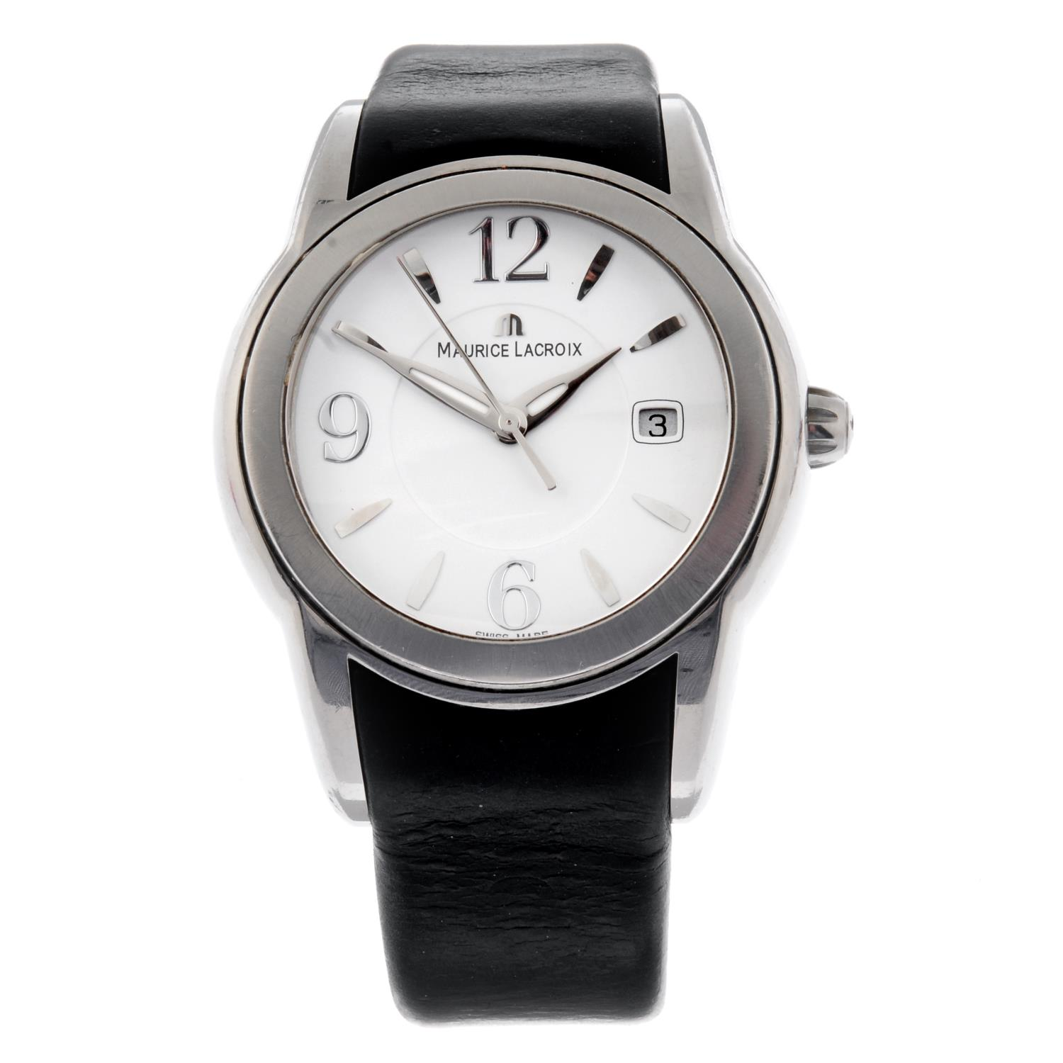 MAURICE LACROIX - a Sphere wrist watch.