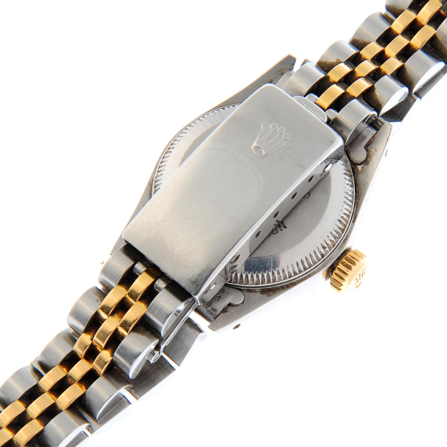 ROLEX - an Oyster Perpetual bracelet watch. - Image 2 of 4