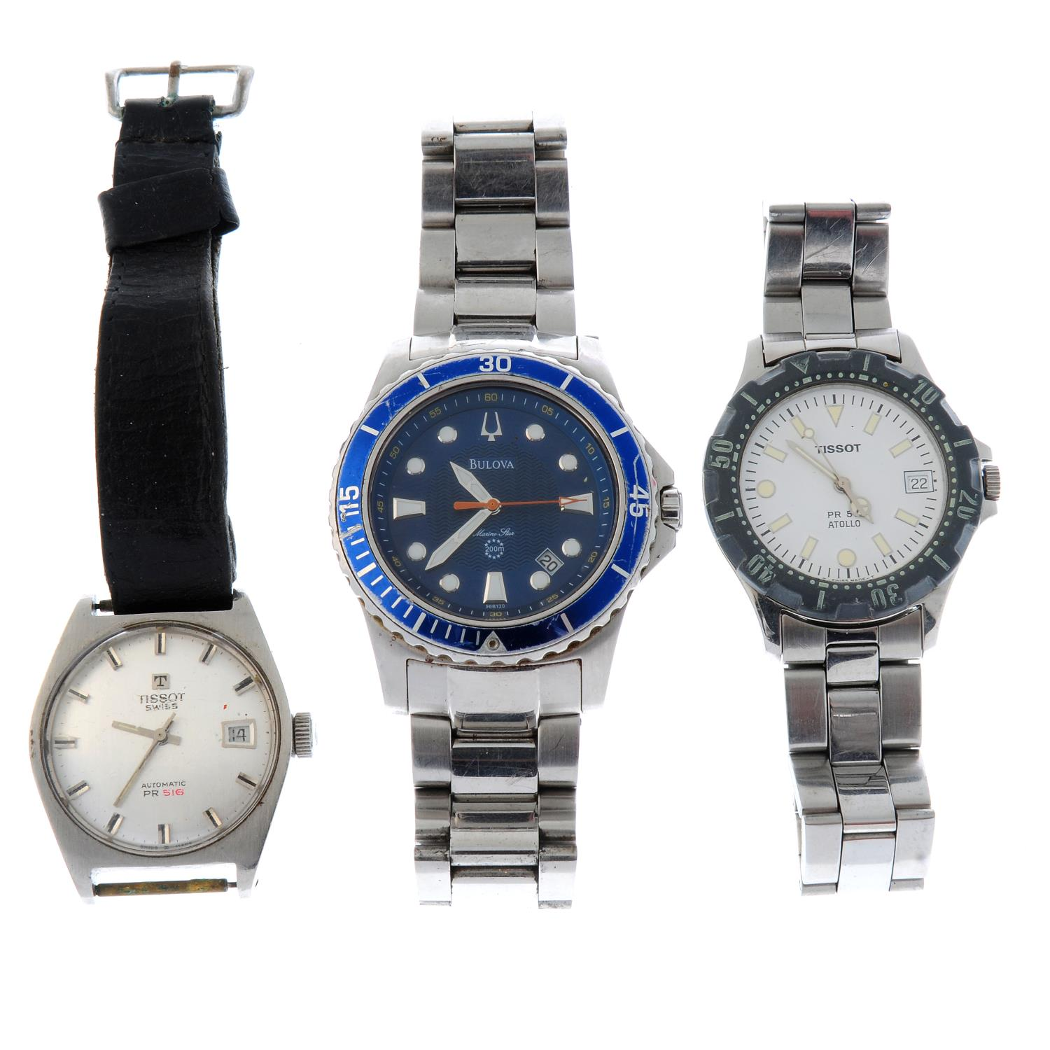 A group of ten assorted watches, - Image 2 of 3