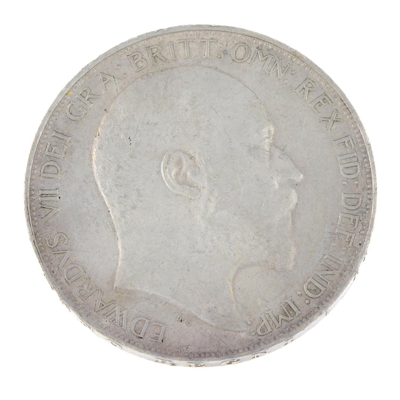 Edward VII, Crown 1902.