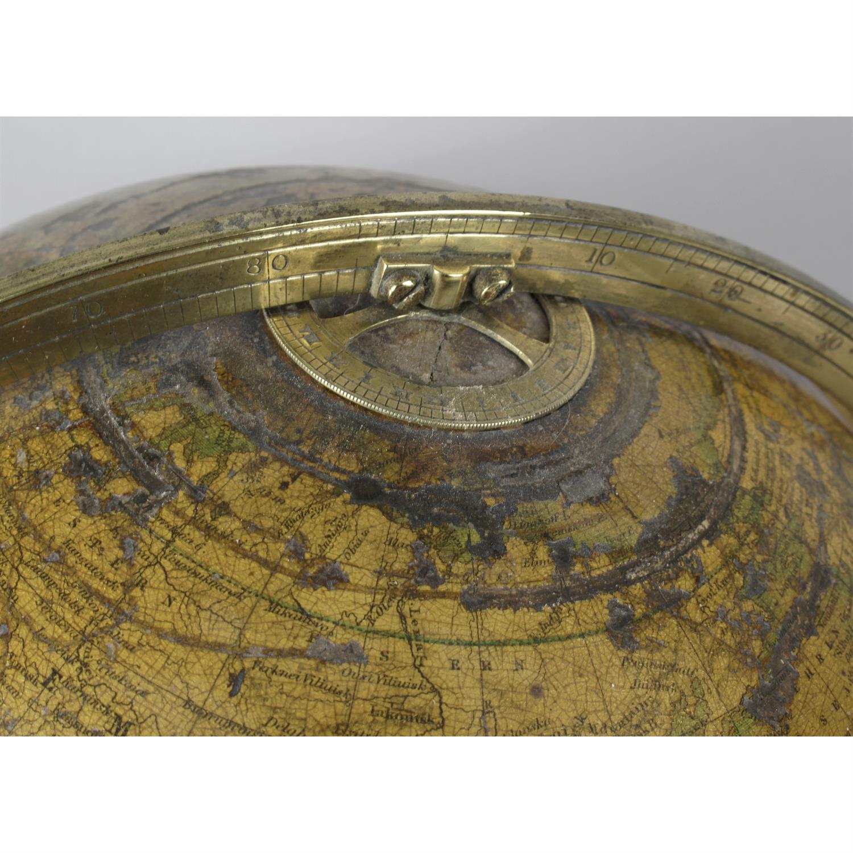 A 19th Century Malbys terrestrial desk globe - Image 4 of 4