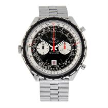 BREITLING - a stainless steel Navitimer Chrono-Matic chronograph bracelet watch, 47mm.