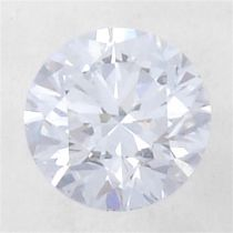 A brilliant cut diamond, weighing 0.28ct. Within IGI security seal