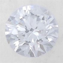 A brilliant cut diamond, weighing 0.32ct. Within IGI security seal