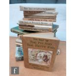A collection of children's books to include Beatrix Potter 'The Tale of the Pie and the Patty
