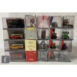 Twenty assorted Corgi Original Omnibus Company diecast model buses and coaches, all boxed. (20)