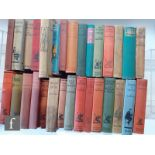 A large quantity of P. G. Wodehouse novels to include 'The Gold Bat', published by A. & C. Black