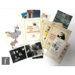 A collection of 1960s film special press portfolios, films to include The Guns of Navarone, Song