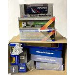 Thirty six Corgi Superhaulers diecast models, to include Pickfords, Royal Mail etc, all boxed. (36)