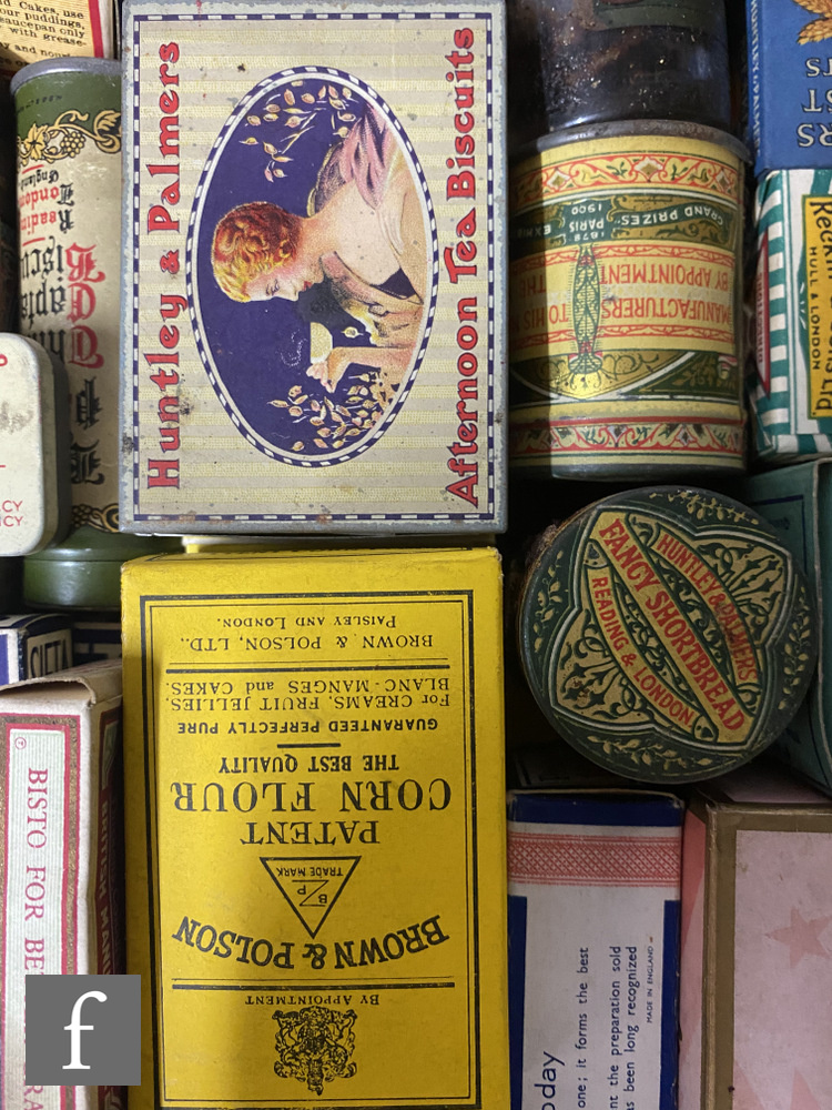 A collection of early 20th Century packaging, mostly miniature sample tins and similar, collated - Image 2 of 4
