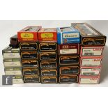 Twenty seven OO gauge items of rolling stock by Mainline, Wrenn, Lima and similar, to include