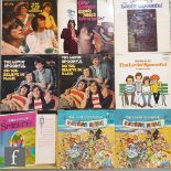 A collection of Lovin' Spoonful LPs, to include Hums of the Lovin's Spoonful KLP 401, Whats Up Tiger