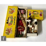 Two Pelham Puppets, a Foal and an SS Gypsy, both boxed. (2)