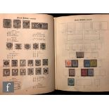 'The New Imperial album for the stamps of Great Britain, The British Empire, Egypt and Iraq, from