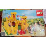 A Lego 375 Classic Castle, boxed without instructions. Not checked if complete.
