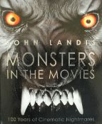 Signed by the AuthorLandis (John)Monster in the Movies, 100 Years of Cinematic Nightmares, 4to
