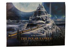 """Journey Beyond Your Imagination""Cinema Poster: ""The Polar Express,"" 2004, starring Tom Hanks,"