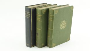 Synge (J.M.) & Yeats (J.B.)illus.TheAran Islands, 8vo, D. (Maunsel & Co.) 1911, illus. frontis &