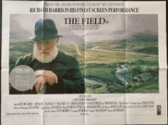 """""""An UnforgettableStory of Power & Passion""""Cinema Poster:TheField, [1990] directed by Jim"""
