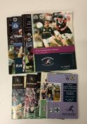 G.A.A.: Hurling & Football, a collection of 11 All-Ireland Official Programmes, Leinster finals, and