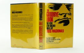 Signed by the AuthorMac Donald (Ross) The Goodbye Look The New Lew Archer Novel, 8vo, N.Y. (A.A.