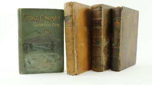 Somerville (E.O.E.) Through Connemarain a Governess Cart, 8vo L. 1893.First Edn., illus. thro-out,