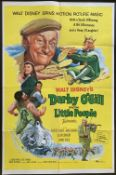 Cinema Poster:Darby O'Gill and the Little People, [1959] produced by Walt Disney, directed by