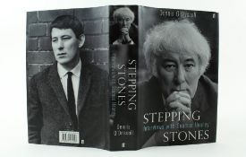 Signed by Seamus Heaney and Dennis O'DriscollHeaney (Seamus) & O'Driscoll (D.)ed. Stepping Stones,