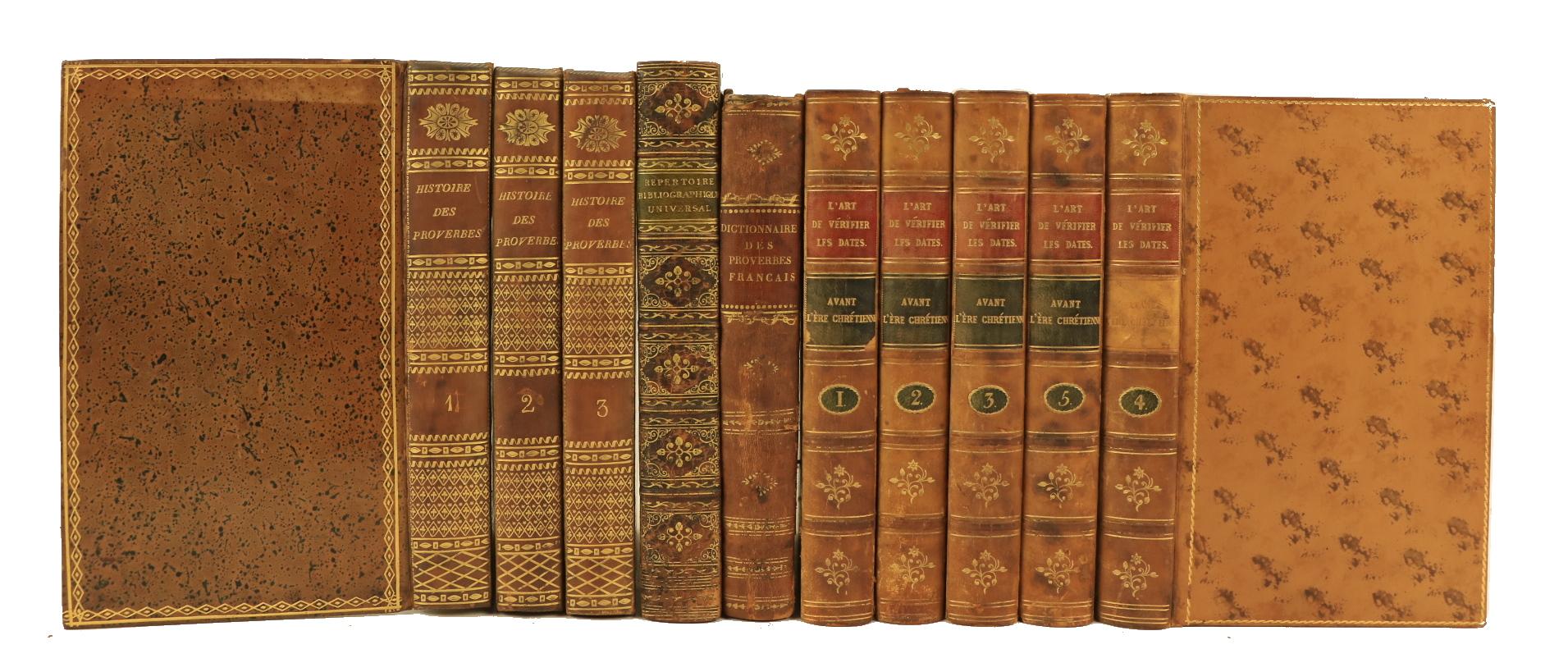 de Saint Allais (M.)L'Art de Verifier les Dates, des Faits Historiques, des Inscriptions, des