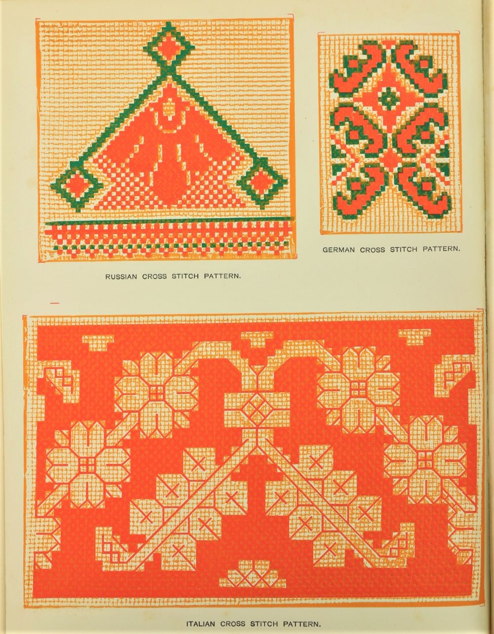 Caulfield (S.F.A.) & Seward (B.C.)TheDictionary of Needlework, thick 4to Lond. n.d.Second Edn., - Image 4 of 5