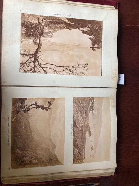Photographs:ÿ A very good Album of original Photographsÿof various sizes, of travels by a member - Image 20 of 27