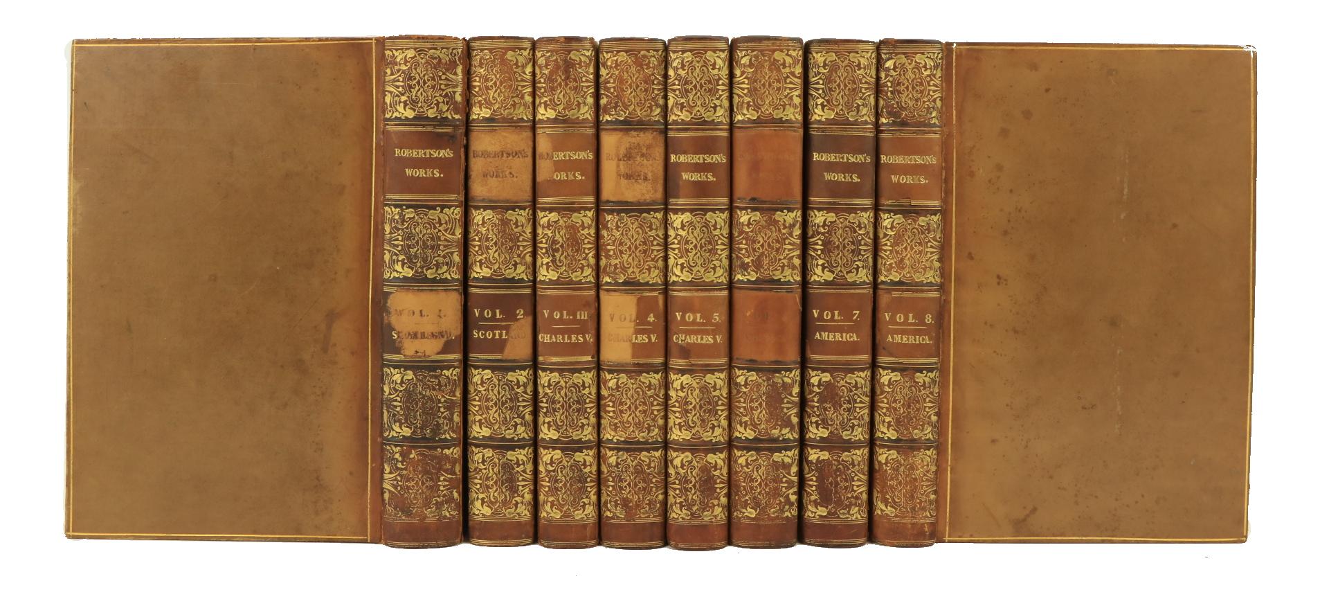 Bindings:ÿ Scott (Sir W.)ÿWaverley Novels, 48 vols. 12mo Edinburgh 1830, Engd. add. titles,