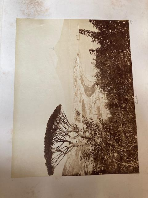 Photographs:ÿ A very good Album of original Photographsÿof various sizes, of travels by a member - Image 23 of 27