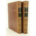 Evelyn (John)ÿSilva: or A Discourse of Forest-Trees, 2 vols. lg. sq. folio York (A. Ward.) 1786.ÿNew